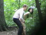 They Had a Quickie In A Park Thinking Nobody Can See Them