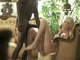 Huge African BBC Anal Fucked Bosses Rich And Spoiled Daughter In a Salon