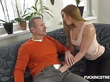 Charming Czech woman with empty account