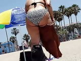 Fat ass lightskin bbw with tits and cellulite booty
