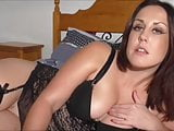 British MATURE CUNT is draining your balls inside her ASS