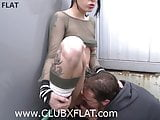 CLUBXFLAT- Fucked by the construction worker
