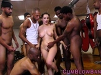 Big titted whore blacked