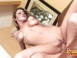 Adorable Kayla Paige Railed Hard