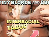 BLACK4K. Black friend drills white trimmed pussy of teen