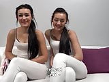 Two Sexy Girls on Real Homemade