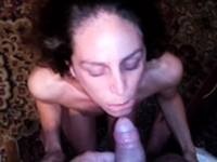 Real amateur pov girlfriend fuck and cumshot