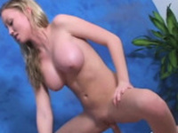 Sassy blonde Madison Scott getting penetrated