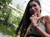 A horny sextour with a petite and sexy Asian teen!