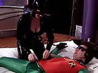 Lexi Sindel - Captured by Catwoman