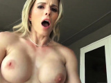 Mom helps with school first time Cory Chase in Revenge On