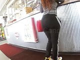 Thick Booty At the station
