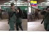 real farc guerrilla women Tania Zamora (Kelly )Fucks