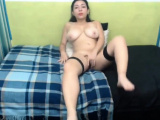 Young 20 year old Colombian Big Tits webcam
