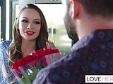 Naomi Swann gives feet and anal treat for Valentines Day