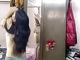 Desi girl stripping for his BF