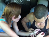 Milf teen Angry boyfriends have no problem kicking their