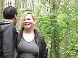 Sexy Wife Used Hard By Stranger at the Park