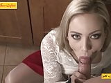Sexy Blonde Wife Fucked by Huge Iranian Dick