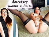 Secretary Wants a Raise - preview