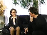 Sylvie Andrea is very vulgar when she takes her foot