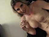 Teen quivering orgasm Cory Chase in Revenge On Your Father