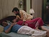Indian desi bhabhi in night gown seduced by theif web series